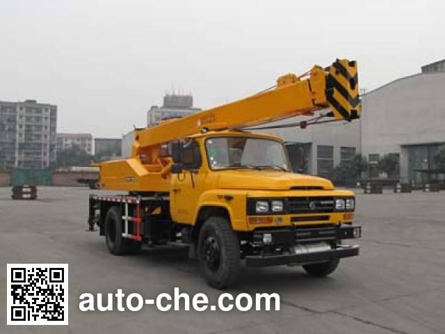 Changjiang QZC5103JQZTTC008A truck crane