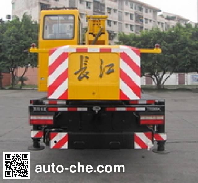 Changjiang QZC5104JQZTTC008A truck crane
