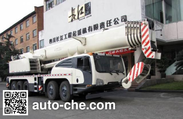 Changjiang QZC5553JQZTTC100G2 truck crane