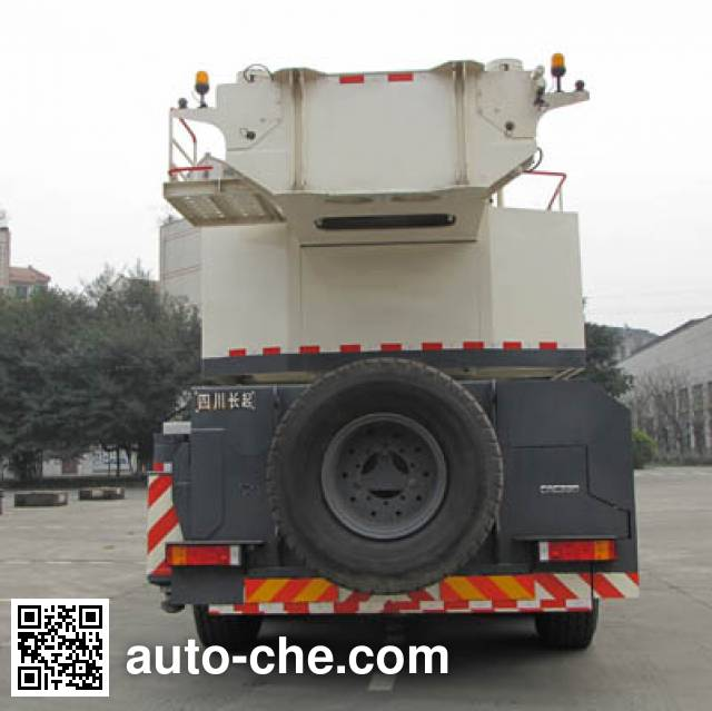 Changjiang QZC5720JQZCAC220 all terrain mobile crane