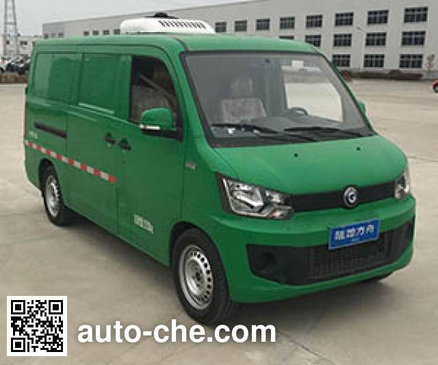 Green Wheel RQ5024XLCEVZ3 electric refrigerated truck
