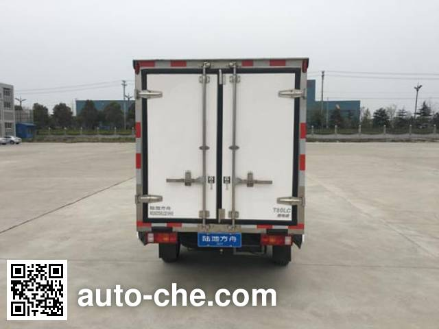 Green Wheel RQ5025XLCEVH2 electric refrigerated truck