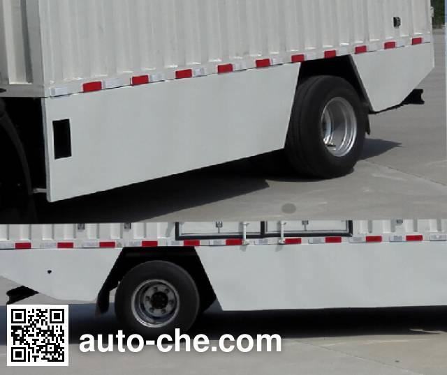Green Wheel RQ5041XXYEVZ2 electric cargo van