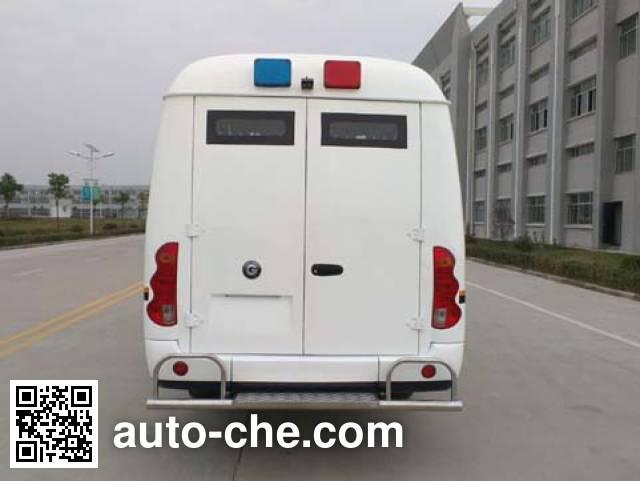 Green Wheel RQ5060XQCⅠ-DA prisoner transport vehicle