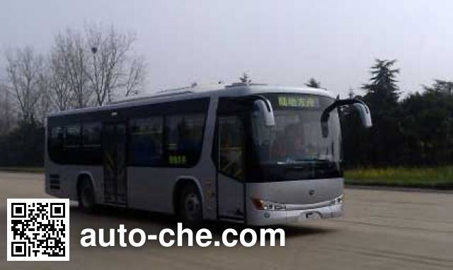 Green Wheel RQ6100GCH4P0 city bus