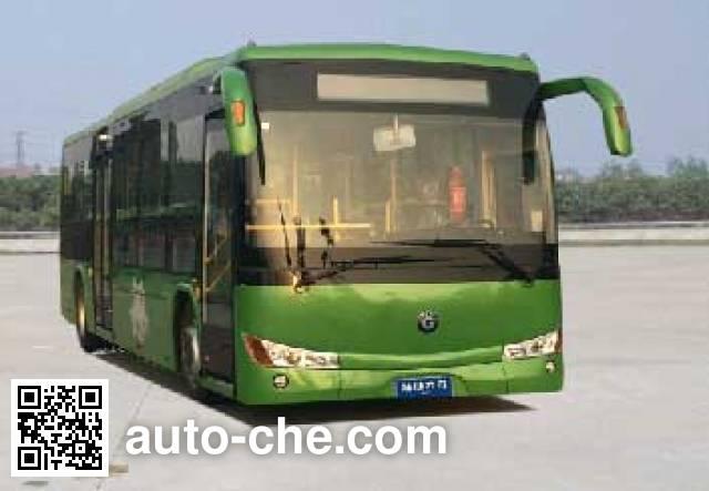 陆地方舟牌RQ6100GEVH2纯电动城市客车