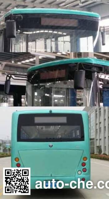 Green Wheel RQ6100GEVH3 electric city bus