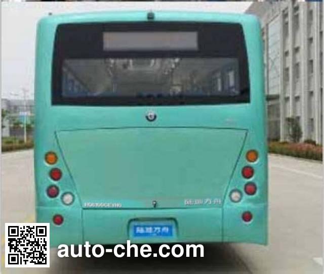 陆地方舟牌RQ6100GEVH8纯电动城市客车