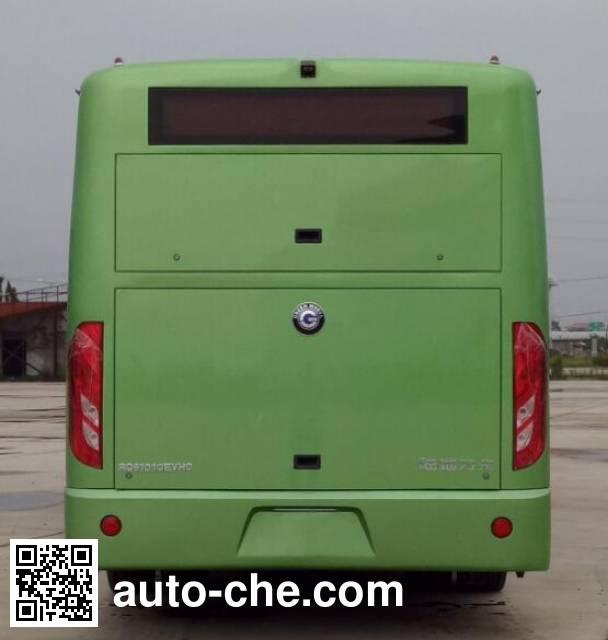 Green Wheel RQ6101GEVH2 electric city bus