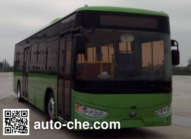 陆地方舟牌RQ6101GEVH0纯电动城市客车