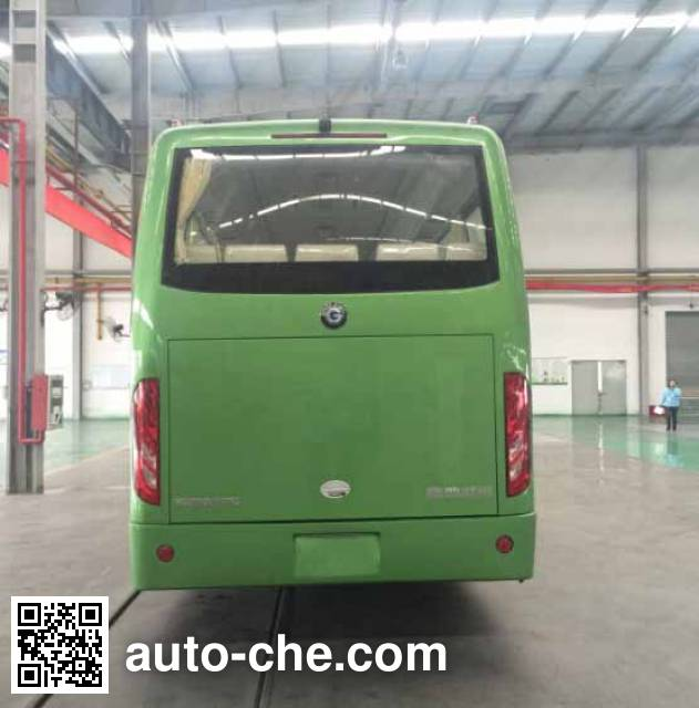 Green Wheel RQ6110YEVH1 electric bus