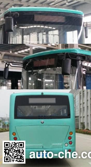 陆地方舟牌RQ6120GBEVH0P0纯电动城市客车