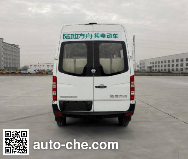 Green Wheel RQ6600XEVQA electric bus