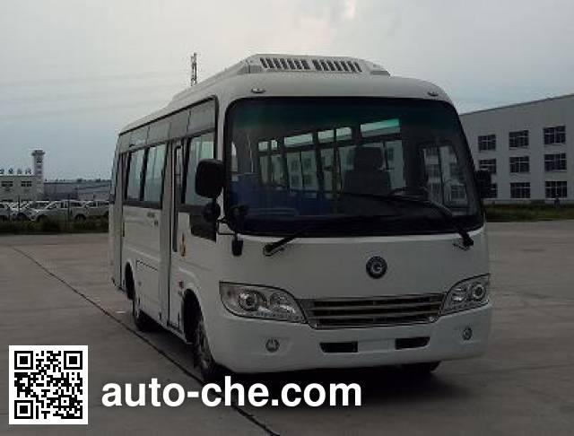 陆地方舟牌RQ6660GEVH0纯电动城市客车