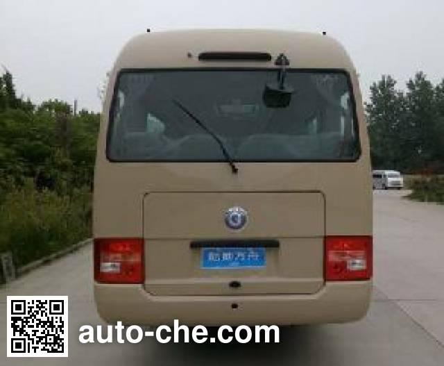 Green Wheel RQ6830YEVH0 electric bus
