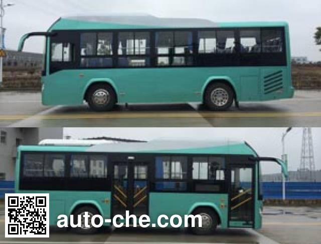 Green Wheel RQ6900GNH5P0 city bus