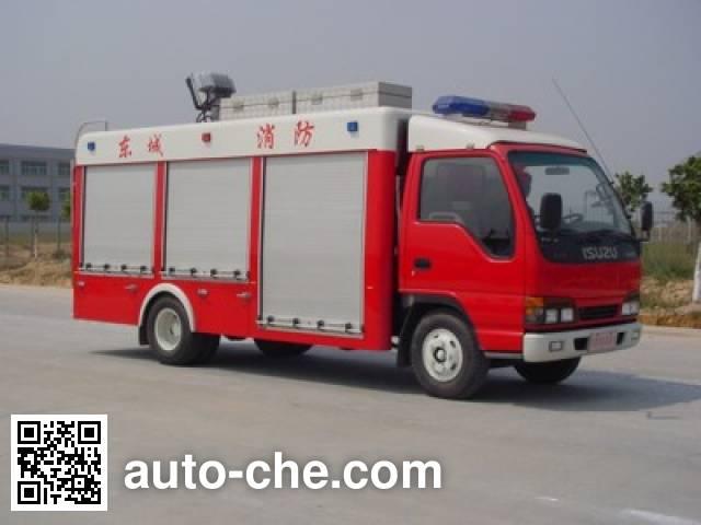 Rosenbauer Yongqiang RY5055TXFQJ80 fire rescue vehicle