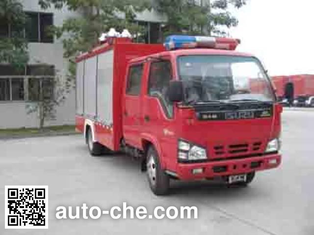卢森宝亚永强牌RY5065GXFJY80C抢险救援消防车