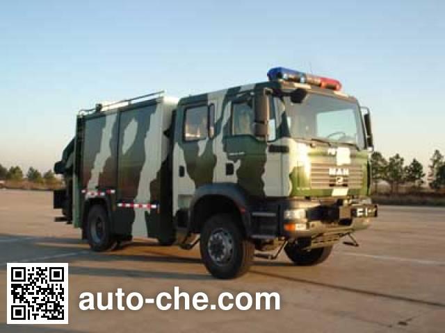 卢森宝亚永强牌RY5141TXFJY100EB抢险救援消防车