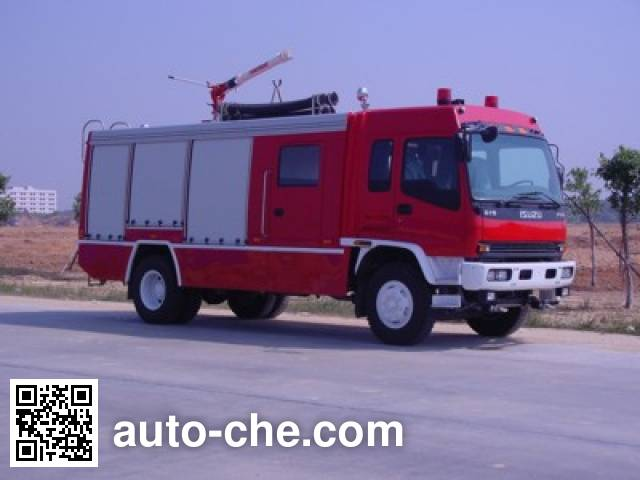 Rosenbauer RY5155GXFPM50 foam fire engine