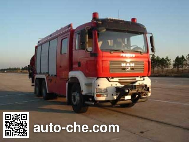 卢森宝亚永强牌RY5201TXFJY200A抢险救援消防车