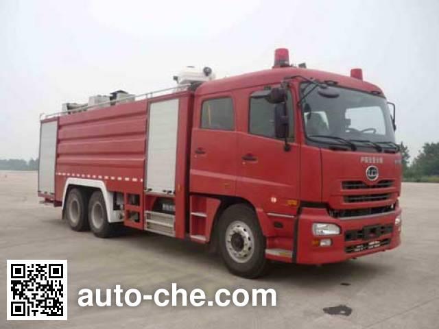 卢森宝亚永强牌RY5324GXFPM150C泡沫消防车