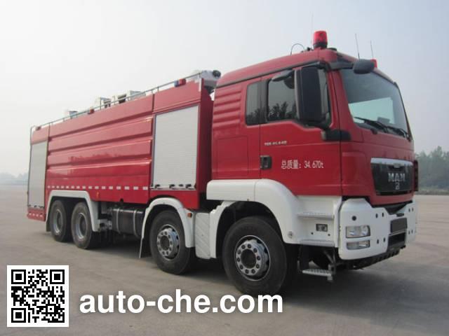 Yongqiang Aolinbao RY5358GXFSG180A fire tank truck