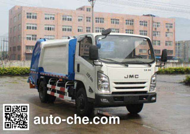 Yunding RYD5083ZYSE5 garbage compactor truck