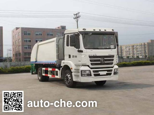 Yunding RYD5161ZYSE5 garbage compactor truck