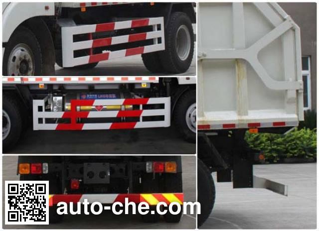 Yunding RYD5163ZDJ docking garbage compactor truck