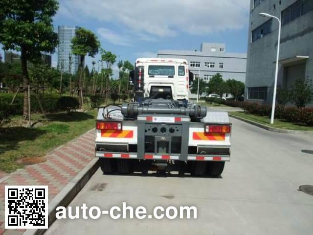 Sandi SAD5250ZXX detachable body garbage truck