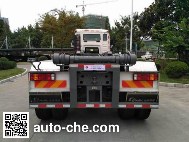 三迪牌SAD5310ZXX车厢可卸式垃圾车