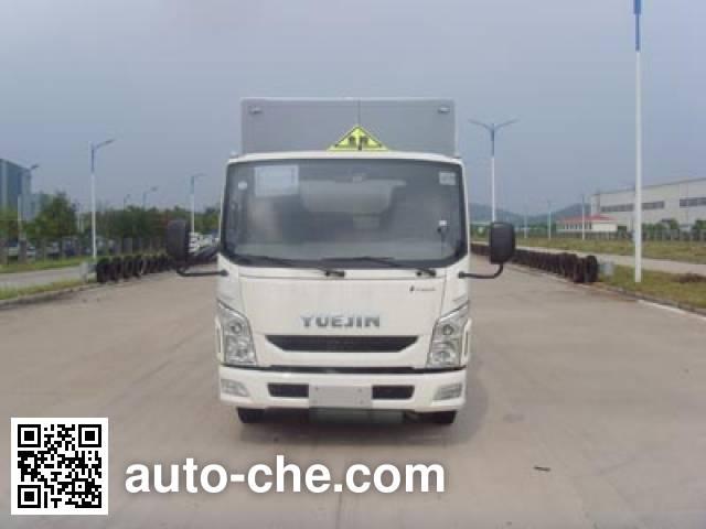 Saiwo SAV5040XYN грузовой автомобиль для перевозки фейерверков и петард