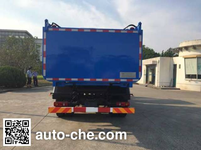 Saiwo SAV5160ZDJE5 стыкуемый мусоровоз с уплотнением отходов