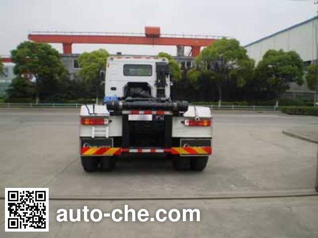 Saiwo SAV5310ZXX detachable body garbage truck