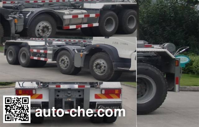 Saiwo SAV5310ZXXE5 detachable body garbage truck