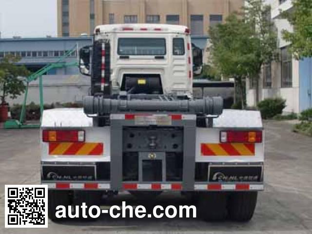 Saiwo SAV5311ZXXE5 detachable body garbage truck