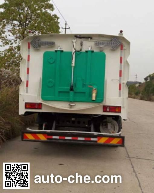 Shacman SBT5160TXSJ501 street sweeper truck