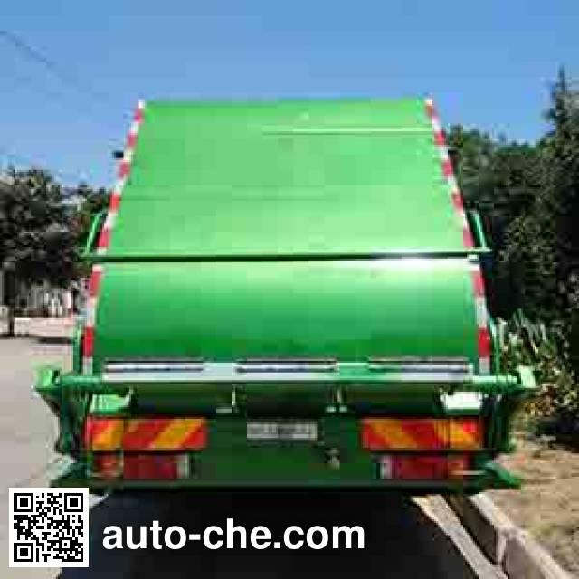 Shacman SBT5160ZYSSJ1 garbage compactor truck