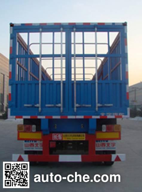 Beiyuda SBY9402CSY stake trailer