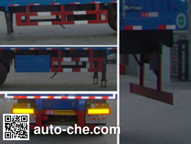Beiyuda SBY9403CSY stake trailer