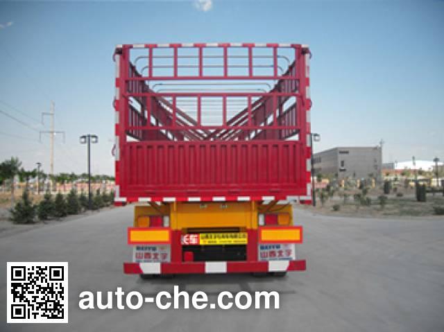 Beiyuda SBY9406CS stake trailer