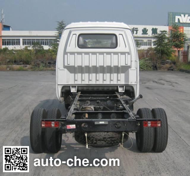 长安牌SC1031AAS43载货汽车底盘