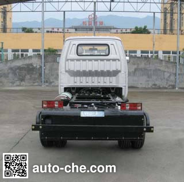 Changan SC1031AGD51CNG dual-fuel truck chassis