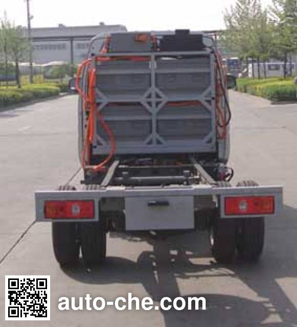 Changan SC1035DAEV electric truck chassis
