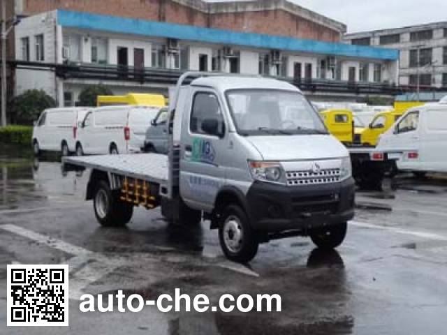 Changan SC1035DCGE5CNG dual-fuel truck chassis