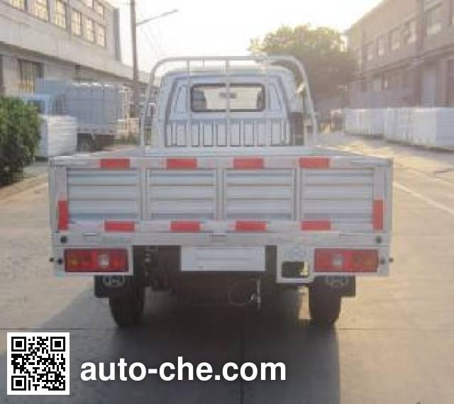 Changan SC1025SCA5CNG dual-fuel cargo truck