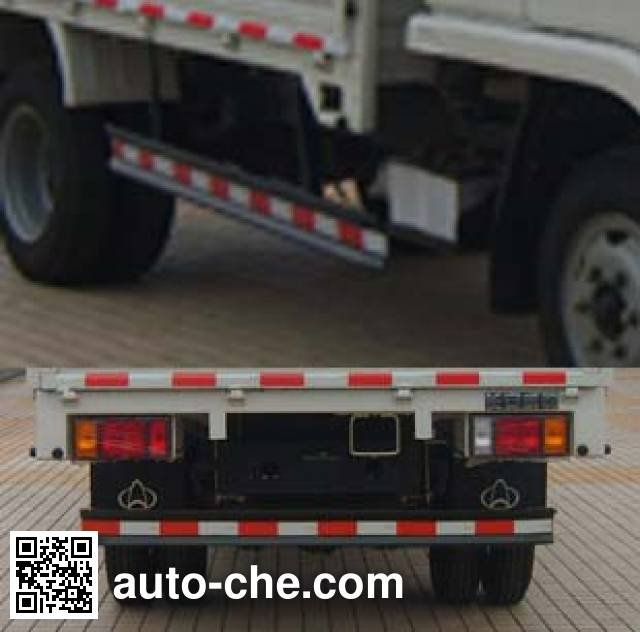 Changan SC5080CPYBFW41 soft top box van truck