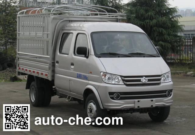 Changan SC5021CCYAAS54 грузовик с решетчатым тент-каркасом