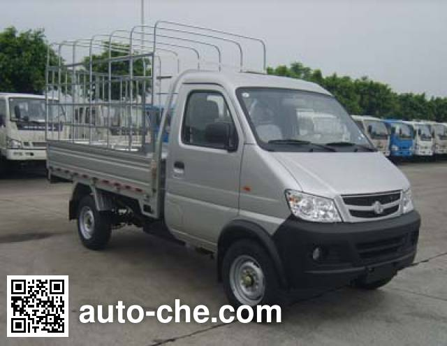 Changan SC5021CDD31CNG dual-fuel stake truck